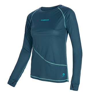 TRANGOWORLD Yogafit Camiseta Mujer