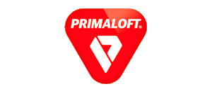 Logotipo PRIMALOFT SILVER INSULATION THERMOPLUME® WITH CROSS CORE™ TECHNOLOGY