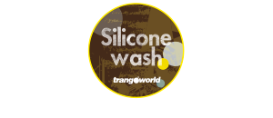 Logotipo Silicone Wash