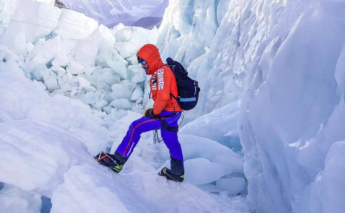 Alex Txikon Trangoworld Ice